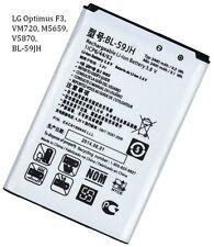 NEW BATTERY FOR LG Optimus F3 VM720 MS659 Lucid 2 VS870 Enact VS890 2460mAh