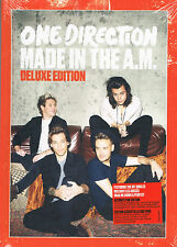 One Direction - Made in A.M. Deluxe (2015) CD BRAND NEW at TheShopMusicaMonette