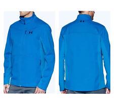 Under Armour Men's ColdGear® Infrared Shield Softshell Jacket Cruise Blue 3XL