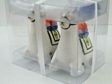 "Mug Shotz Salt & Pepper Shakers Llama 4"""