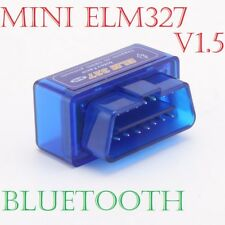 OBD2 ELM327 V1.5 Bluetooth Wireless Car Scanner Android Torque Auto Scan Tool UK