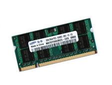 2GB Samsung Notebook / Netbook Speicher DDR2 RAM 667 Mhz SO DIMM PC2-5300S 200p