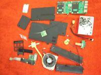 Lenovo SL500 2746-6ZU Screws Fan DC-In Power Jack WiFi Card Door Etc. #217-6