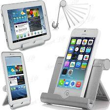 Multi-Angle Portable Metal Stand For iPad Tablets, E-readers, Kindle, Smartphone