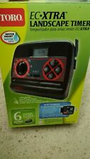 Toro Ecxtra Sprinkler Timer# 53794 & Xtra Smart Precision Soil Sensor Package