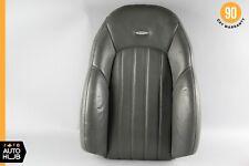 03-11 Mercedes R230 SL55 SL65 AMG Top Seat Cushion Right Side Charcoal OEM