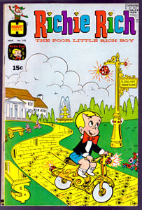 RICHIE RICH #103 in FN/VF condition a 1971 Harvey Bronze Age Comic