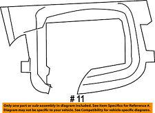 Dodge CHRYSLER OEM 13-15 Dart Instrument Panel Dash-Column Filler 1TQ50LA8AE