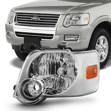 2006-2010 Ford Explorer Headlight Headlamp Replacement Factory Left Driver Side