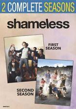 Shameless: Season 1 And Season 2 [New DVD] Shrink Wrapped, 2 Pack, Brick, Back