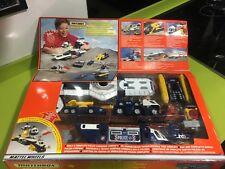 Mega Rig Matchbox Camion Policía,police Comand Center,dinky,corgi,rico,Arnold,