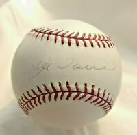 Rawlings Official Major League Baseball Vintage Joe Torre Signed Ball