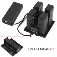 Multi Display Charger Converter Battery Charging Hub For DJI Mavic Air RC Drone