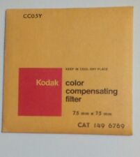 NEW Kodak No CC05Y (1496769) Filter SEALED ORIGINAL
