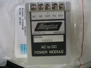 Acopian 28EB50 Power Supply. 28VDC LOT OF TWO!!!