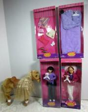 Only Hearts Club Doll Lot w Hannah & Taylor & Sleeping Bag & Outfit & Horse