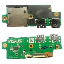 Original Asus All-in-one PC A4110 USB Ports PCB Logic Board + SDCard Slot