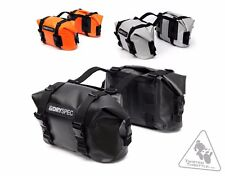 DrySpec D20 Waterproof Motorcycle Drybag Saddle Bag System