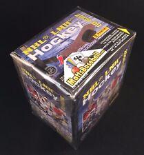2008-09 NHL Hockey Panini Sticker Factory Sealed Box 50 packs/7 stickers