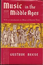 Music in the Middle Ages - Gustave Reese - With Intro on Music of Ancient Times