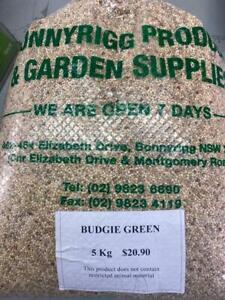 AVIGRAIN BUDGIE MIX GREEN 1KG, 2KG, 4KG
