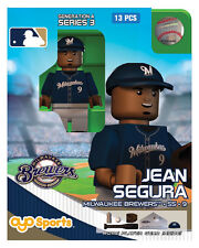 Jean Segura OYO Milwaukee Brewers MLB Mini Figure NEW G4