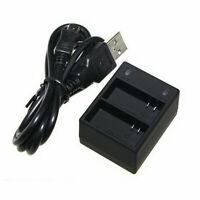 gopro battery AHDBT-302 dual battery charger for gopro rechargeable battery batt