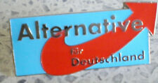 AFD-ALTERNATIVE FÜR DEUTSCHLAND-PIN IN OVP-ca :3,7 cm x 1,6 cm-TOP-AFD PIN-AFD