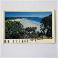 Matarangi Gem of the Coromandel New Zealand 1995 Postcard (P403)