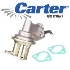 Mechanical Fuel Pump CARTER M6866