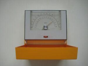 70er # Krups # Design Küchenwaage Wandwaage # orange # bis 3 kg # Retro Vintage