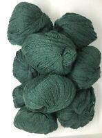 Sapphire 100% Virgin Wool Yarn, Pack Of 14.8oz (420g), Knitting Crafts
