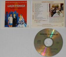 Mader Soundtrack  Garcon D'Honneur  France cd