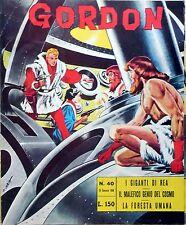 GORDON N.40  1966  FRATELLI SPADA RAYMOND FLASH 20.000 LEGHE SOTTO I MARI