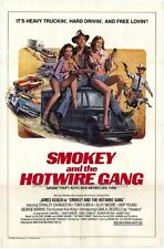 SMOKEY AND THE HOTWIRE GANG Movie POSTER 27x40 James Keach Stanley Livingston