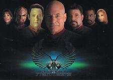 Star Trek: TNG Nemesis 2002 Trading Card Set (72 Cards)