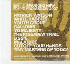(FR68) Music Week Presents, Spanking New From Sxsw 2007, 10 tracks - CD