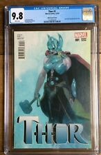 Thor #1 Ribic Variant Cover CGC 9.8 2137052019