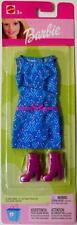 Barbie Fashion Pack - Blue Print Dress #68014 (New)
