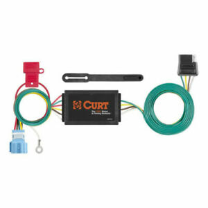 Curt Custom Wiring Connector Harness 56382 for Honda Odyssey