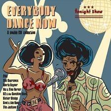 Everybody dance now Real Thing, Supremes, Gloria Gaynor, Jackson 5, Com.. [2 CD]