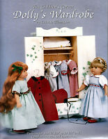 """Dolly's Wardrobe  Fashions for 17 1/2"""" to 19 1/2"""" Dolls New Uncut  Full size Pat"""