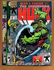 INCREDIBLE HULK 392 393 & 394 X-Factor Thanos VF/NM to NM