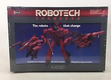 vintage Revell Robotech Changers AXOID Model Kit 1/72 Scale FACTORY SEALED 1984