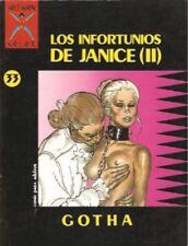 LOS INFORTUNIOS DE JANICE II (Gotha)