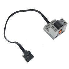 Technic parts for multi power servo Receiver train electric motor building kits