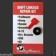 Dodge Avenger Transmission Shift Cable Repair Kit w/ bushing Easy Install