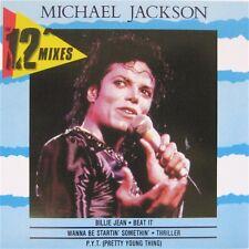 "Michael Jackson Maxi CD The 12"" Mixes - Australia (M/M)"