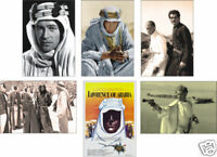 Lawrence of Arabia Peter O'Toole POSTCARD Set