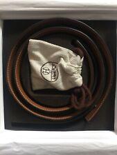 Hermes belt (with receipt)